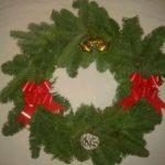 noblis christmas wreath