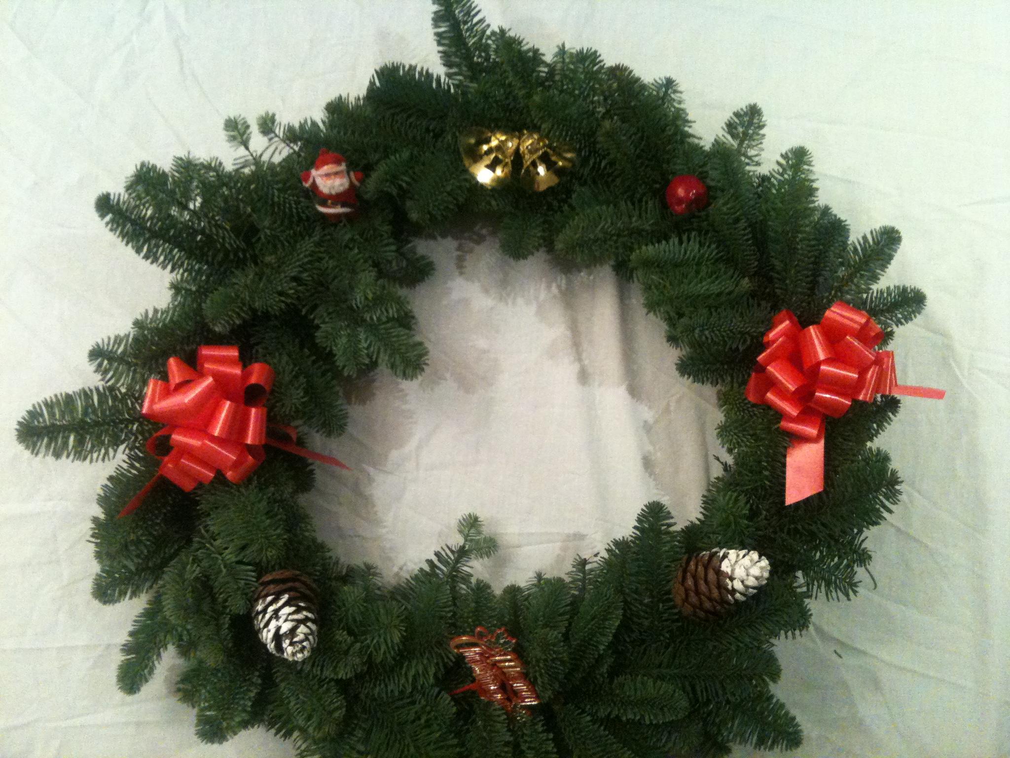 Christmas Wreaths – Christmas Tree Dublin