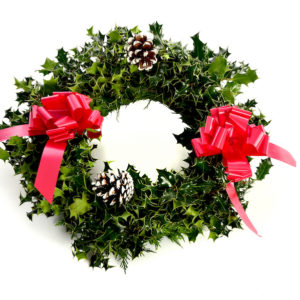 holly wreath for sale